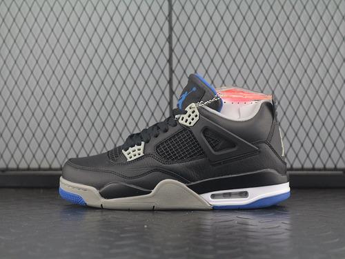 AJ4黑蓝 Air Jordan 4 308497-006