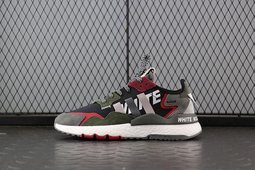 Adidas Nite Jogger 2019 Boost EG1686  夜行者