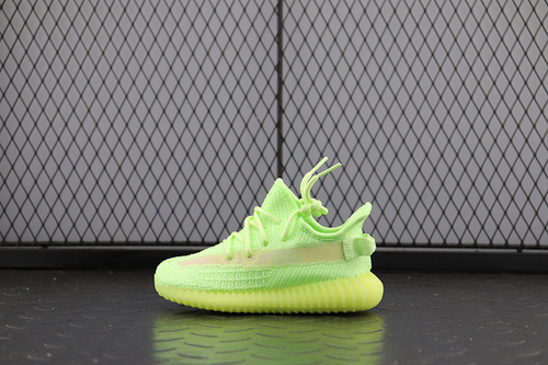 EG6884 椰子小童鞋荧光绿 夜光