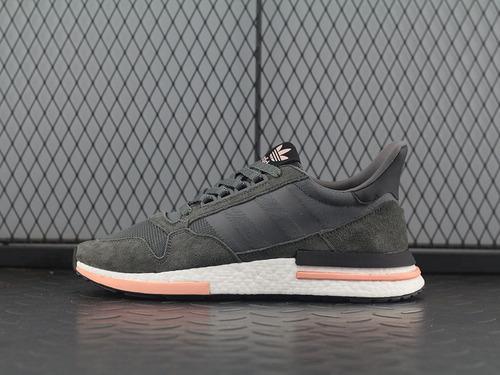 ZX 500 Boost B42217 阿迪达斯透气时尚运动休闲跑步鞋