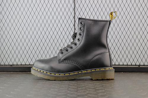 Dr.martens 马丁靴 2976系列 代工厂正品订单 八孔高邦 软皮R11838600