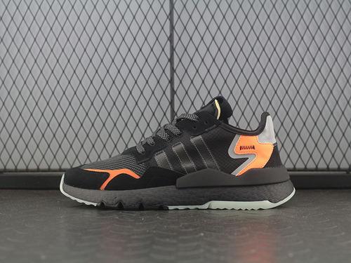 Adidas Nite Jogger 2019 Boost CG7088 复古跑鞋