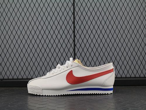 Cortez '72 红白蓝经典配色女子运动鞋 847126-101
