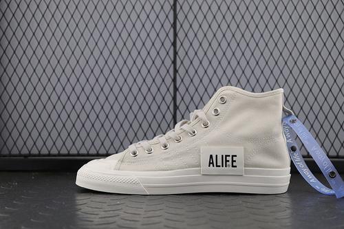 Alife x Consortium Nizza G27820 限定联名板鞋