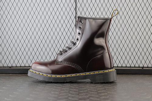 Dr.martens 马丁靴 1460系列 代工厂正品订单 八孔高邦 R11822211