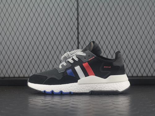Adidas Nite Jogger 2019 Boost EG2860 3M反光复古跑鞋