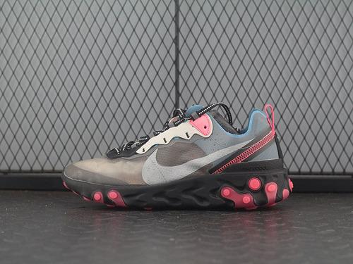 Epic React Element 87 Undercover 高桥盾机能运动鞋老爹鞋 AQ1090-006