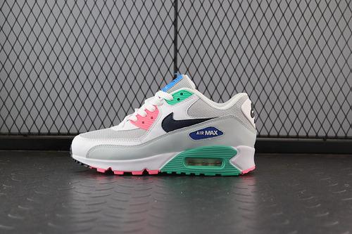 MAX 90 白灰绿 女鞋  AJ1285-100