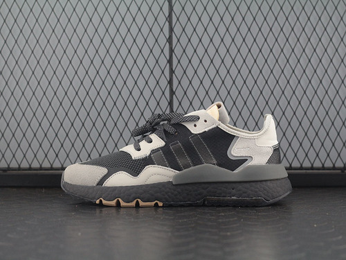 Adidas Nite Jogger 2019 Boost CG6018 复古跑鞋 夜行者
