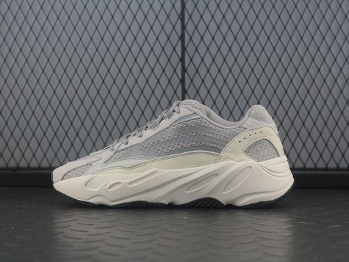 Adidas Yeezy Boost 700 Static EF2829 灰白椰子3M反光跑步老爹鞋