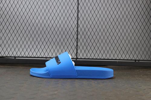 【PK】巴黎拖鞋蓝色