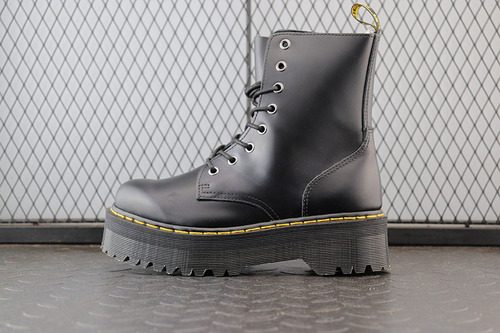Dr.martens 马丁靴 2976系列 代工厂正品订单 八孔厚底高邦 R11838600