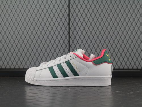Superstar BC0198 贝壳头圣诞限定休闲板鞋