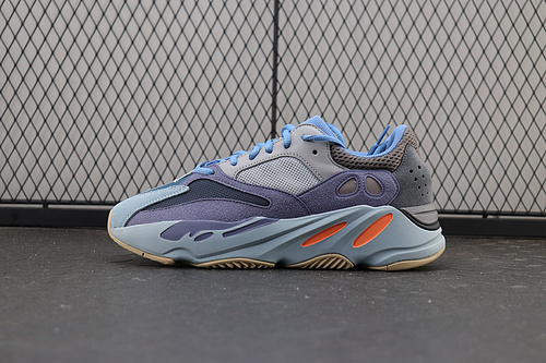 """ADIDAS YEEZY BOOST 700 """"CARBON BLUE"""" RELEASE DATE青蓝 FW2498"""