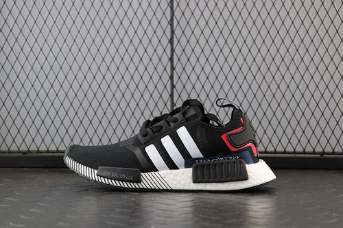 NMD_R1 Boost Originals Taping EF2310 跑步休闲鞋