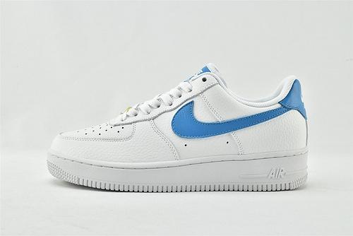 Nike Air Force 1 Low AF1空军一号/低帮   白浅蓝   货号:AH0287-109  男女鞋  情侣款