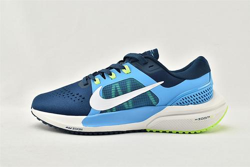 Nike Air Zoom Vomero 15 登月15代气垫缓震跑鞋/蓝白  货号:CU1855-400   男鞋