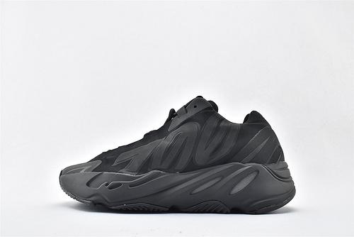 Adidas Yeezy 700 V3 椰子复古老爹鞋系列/黑武士 款 3M反光版   货号:FV4440