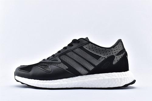 Adidas Y-3 RUNNER BOOST 三本耀司网面跑鞋/【六色】 爆米花缓震大底  男鞋