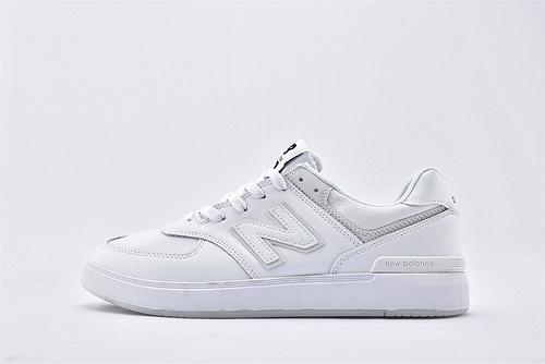 New Balance 新百伦AM574SSG系列 夏季板鞋/网面 纯白  男女鞋  情侣款