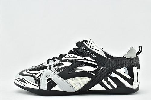 Balenciaga/巴黎世家  BALENCI AGA Drive 复古老爹鞋/2020秋冬新款 上市发售 海外版 黑白 拼色  男女鞋  情侣款