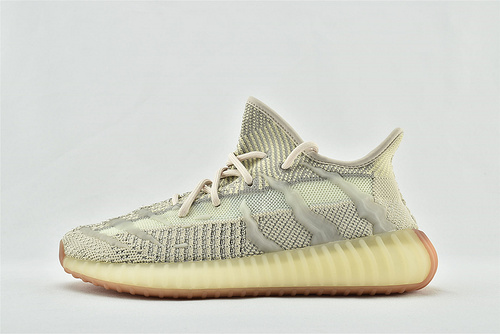 Adidas Yeezy Boost 350 V3 椰子3.0系列/天鹅白 柠檬黄  满天星  货号:FC8322   男鞋