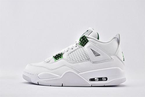 Air Jordan 4 AJ4 Pine Green 乔丹4代篮球鞋/白绿  货号:CT8527-113  男鞋
