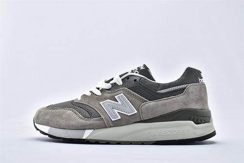 New Balance 新百伦M997GY2  美产高端复古跑鞋/纯原祖灰  男鞋