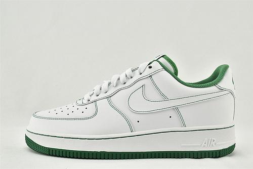 Nike Air Force 1 空军一号/低帮 白绿  货号:CV1724-103  男女鞋  情侣款