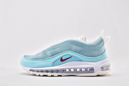 "Nike Air Max 97 Oa Cr ""shanghai Kaleidoscope"" 上海限定 子弹气垫跑鞋/""万花筒""货号:CI1508-400  男女鞋  情侣款"