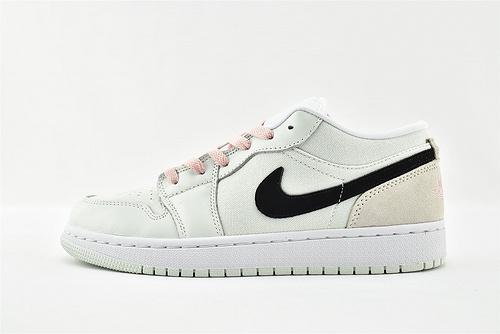 Air Jordan 1 AJ1 Low 乔丹1代低帮篮球鞋/蒂芙尼绿  货号:CZ0776-300  男女鞋  情侣款