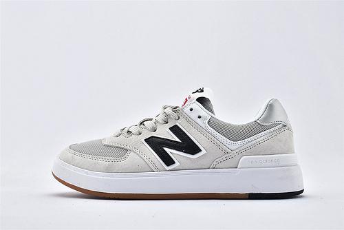 New Balance 新百伦AW574ROSD系列 夏季板鞋/网面浅灰   男女鞋  情侣款