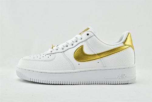 Nike Air Force 1 Low AF1空军一号/低帮  白金  货号:DC2181-100   男女鞋 情侣款