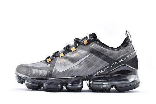 Nike Air VaprMx F1yknit 2019大气垫缓震跑鞋/黑灰 3M反光logo  货号:BQ8775-991 男鞋