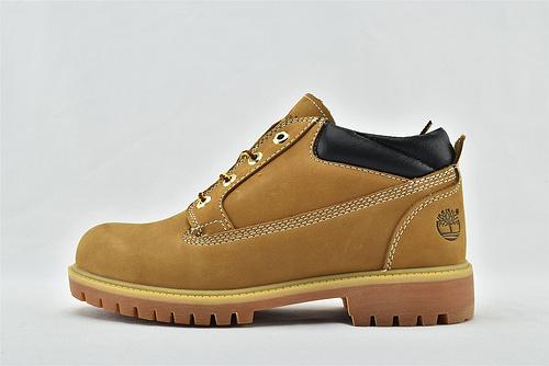 Timberland/天伯伦 添柏岚/经典大黄靴低帮/小麦色