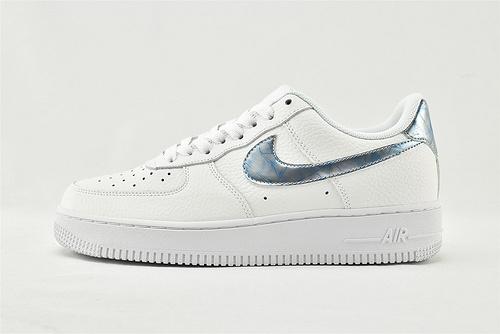 Nike Air Force 1 Low AF1空军一号/低帮   白蓝 雾霾  货号:314219-131  男女鞋  情侣款