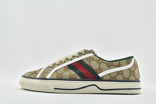 Gucci/古驰 Gucci 鼠年限定款 2020最新发售 经典帆布低帮板鞋/全系列配色  男女鞋  情侣款