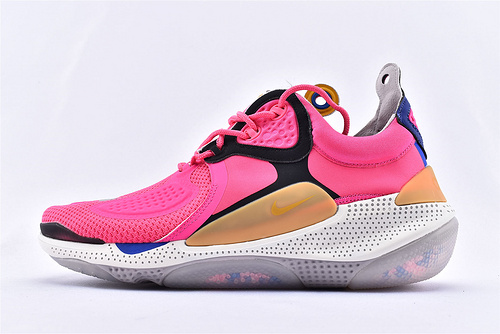 Nike Joyrid CC 3.0 缓震颗粒3.0跑鞋/黑粉  货号:AT6395-600  女鞋