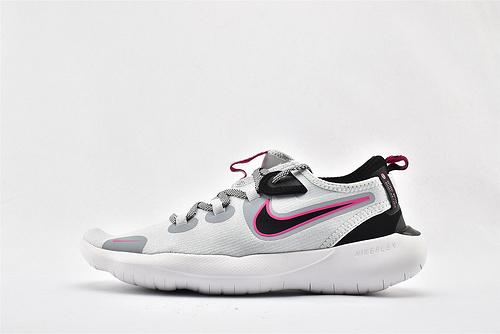 Nike NATURAL 赤足6.0系列跑鞋/灰黑白粉  货号:CI9994-003  男女鞋  情侣款