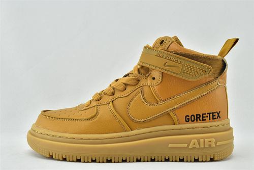 Nike Air Force 1 High Gore-Tex 空军一号/中帮板鞋 小麦 麦色  货号:CT2815-200  男女鞋 情侣款