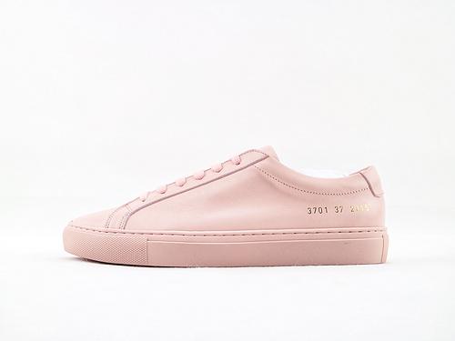 Common Projects 经典潮流小白鞋系列/品质 广东原单头层进口纳帕皮 /  女鞋
