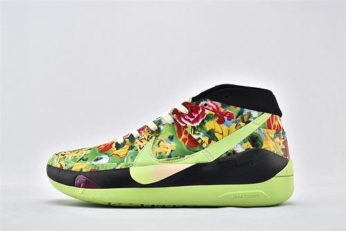 Nike Zoom KD13 EP 杜兰特13代篮球鞋/联名 绿彩绘  纯原版  货号:CI9949-900  男鞋