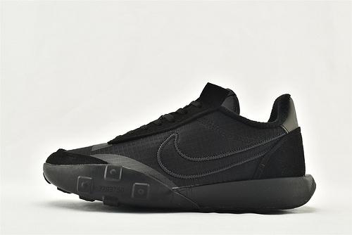 Nike WAFFLE RACER 20 秋季运动跑鞋/华夫2.0 黑武士  货号:CK6647-003  男鞋