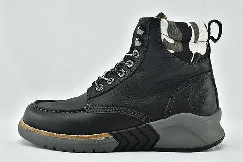 Timberland/天伯伦 添柏岚 2020新款高帮皮靴/复古 英伦风 黑色 小麦色   男鞋