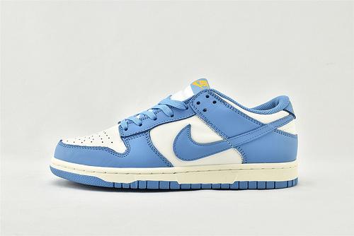 Nike Dunk Low PRM Curry SB 低帮滑板鞋/北卡蓝  货号:DD1503-100  男女鞋  情侣款
