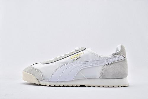彪马/PUMA OG Nylon 复古板鞋/浅灰白 尼龙透气面 原标原盒  货号:362408-09  男女鞋 情侣款