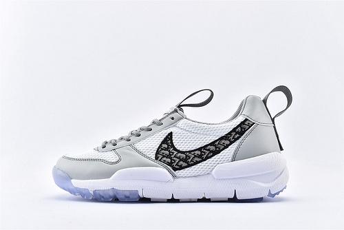 Nike Craft Mars Yard TS NASA 2.0 x Dior/迪奥 联名跑鞋/权志龙 宇航员  货号:AA2261-100  男女鞋  情侣款