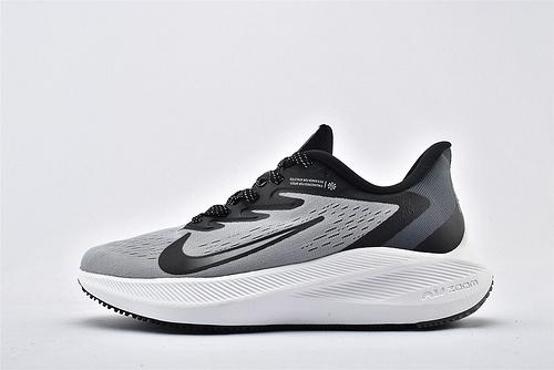 Nike Zoom Winflo 7 登月7代跑步鞋/黑灰  货号:CJ0291-003  男鞋