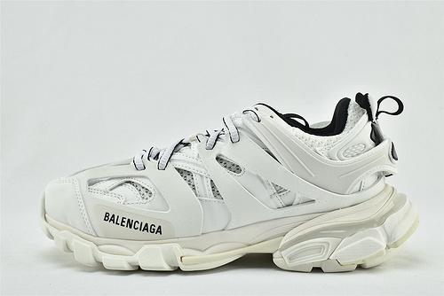 Balenciaga/巴黎世家 3.0 ins复古老爹鞋/非做旧 海外版 白黑  男女鞋  情侣款