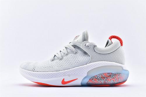 Nike Joyride Run FK飞线震颗粒跑步鞋/白浅蓝 货号:AQ2731-002  男女鞋  情侣款